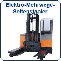 Elektro-Mehrwege-Seitenstapler