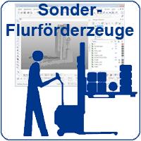 Sonder-Flurförderzeuge