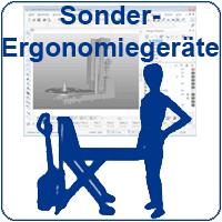 Sonder-Ergonomiegeräte