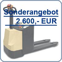 Sonderangebot Elektrohubwagen
