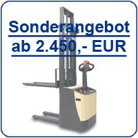 Sonderangebot Elektrohochhubwagen