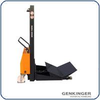 Mulden-Hochhubwagen