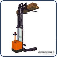 4-Wege-Hochhubwagen