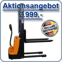 Aktionsangebot Elektro-Hochhubwagen