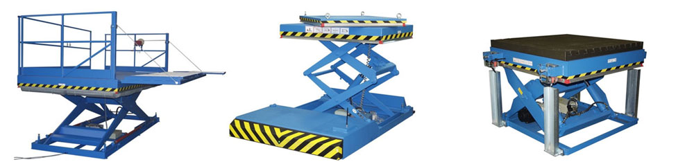 Special lifting tables