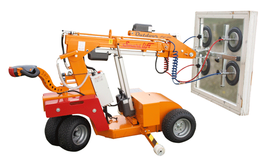Smartlift Glas-Lifter SL 380 Outdoor High Lifter