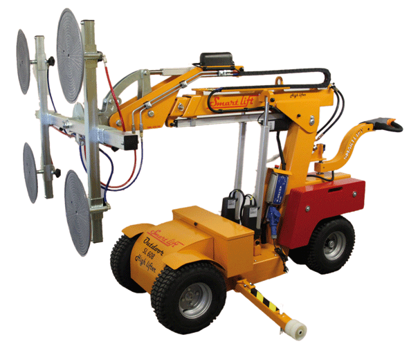Smartlift Glas-Lifter SL 608 Outdoor High Lifter